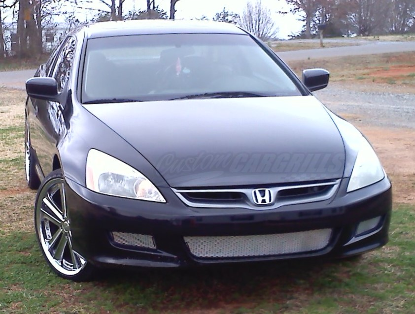 Custom Grill Mesh Kits For Honda Vehicles By