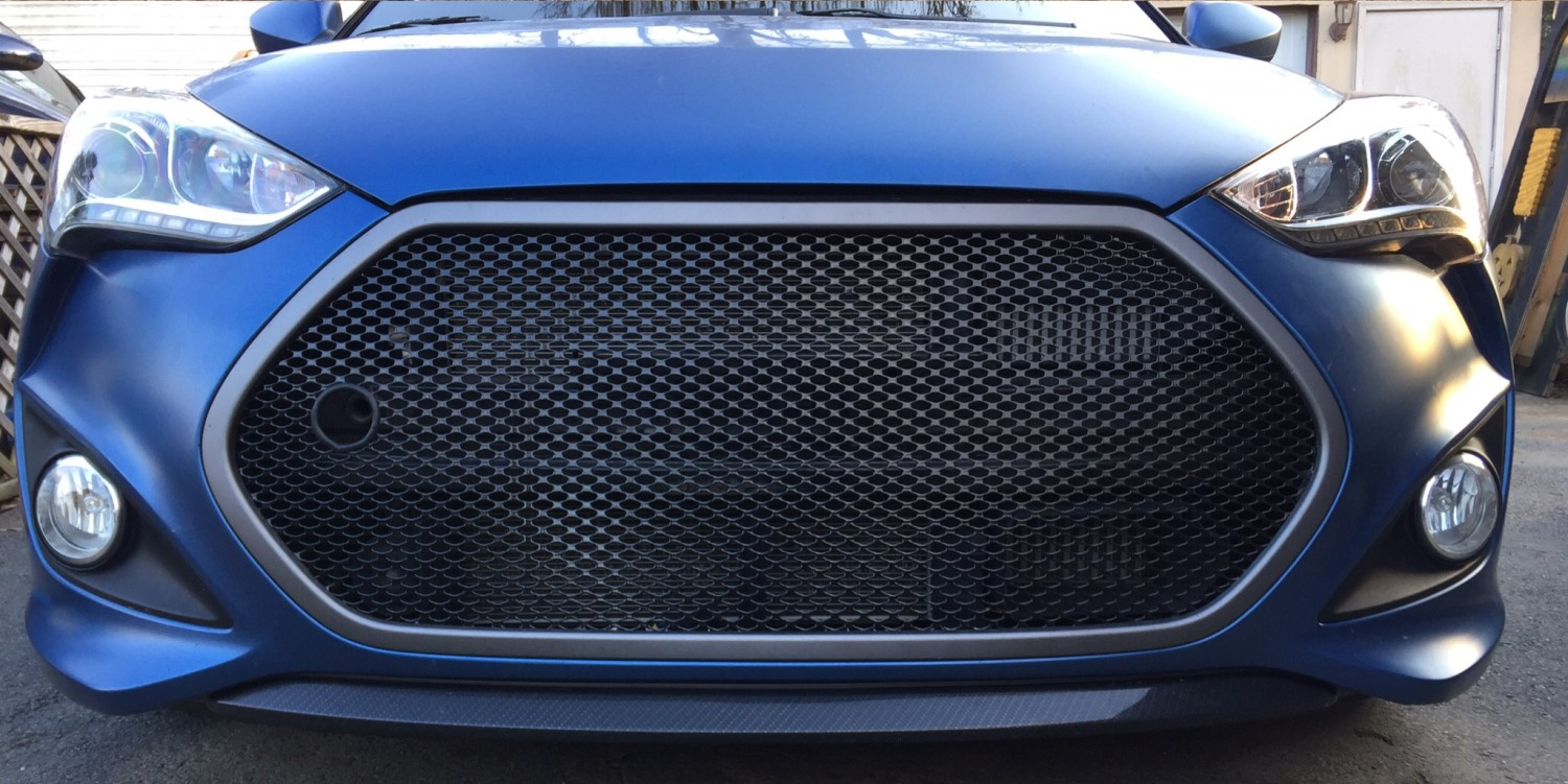 Custom Grill Mesh Kits For Hyundai Vehicles By