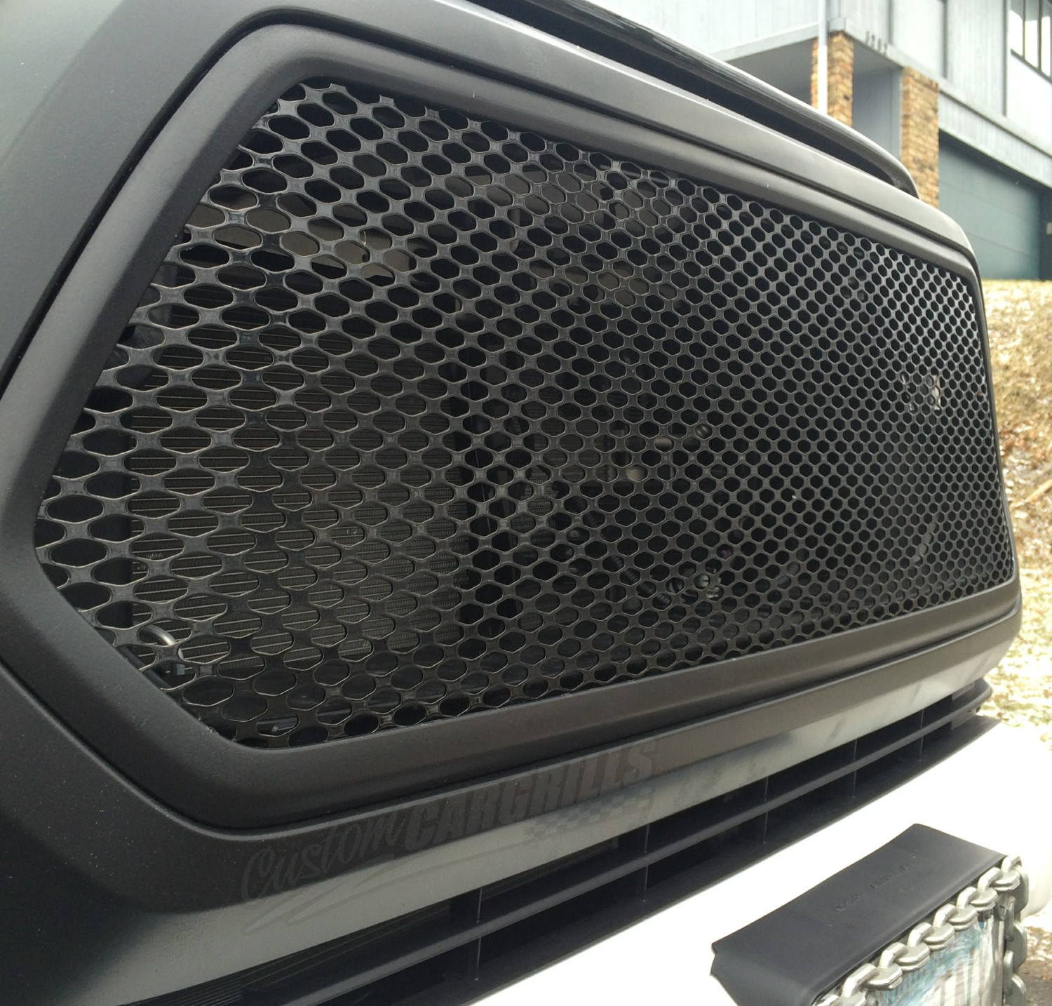 Perforated Grill Mesh Sheets By Customcargrills