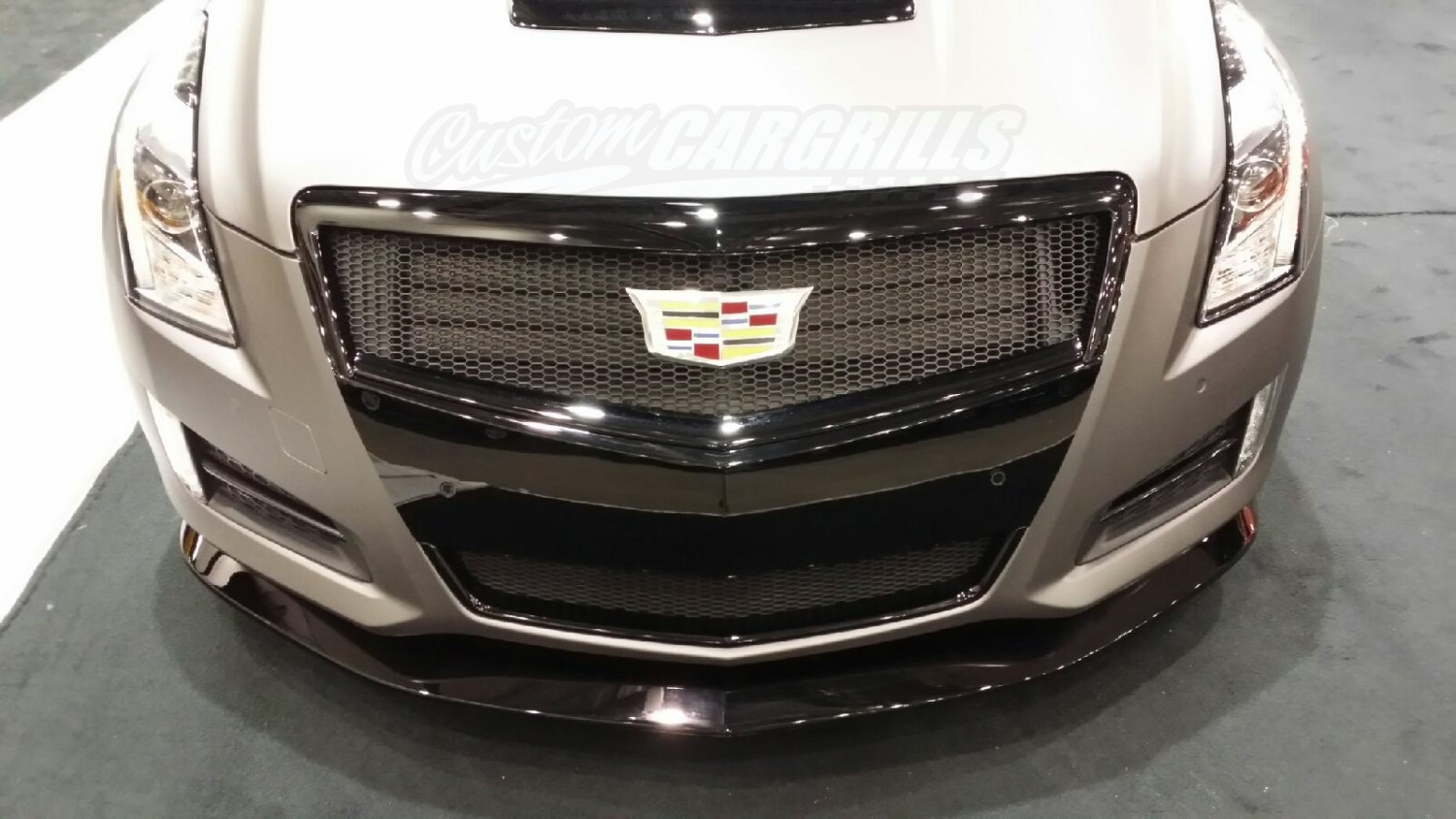 Small Car Grills : Small plastic diamond grill mesh sheets by customcargrills
