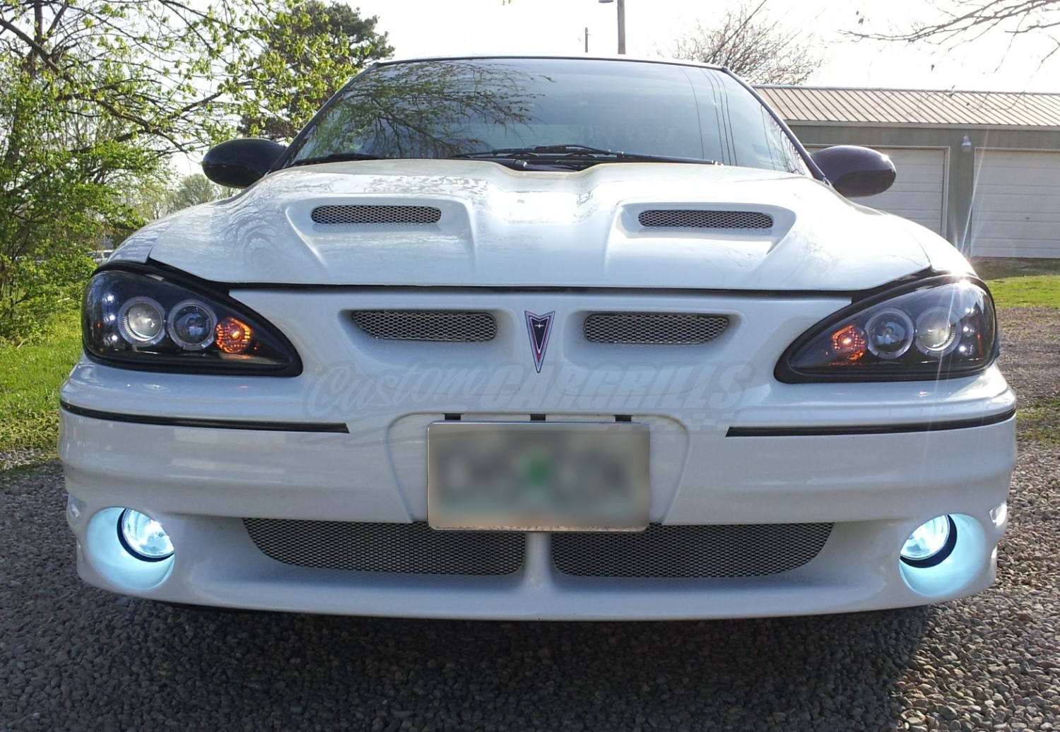 custom grill mesh kits for pontiac vehicles by customcargrills com custom grill mesh kits for pontiac