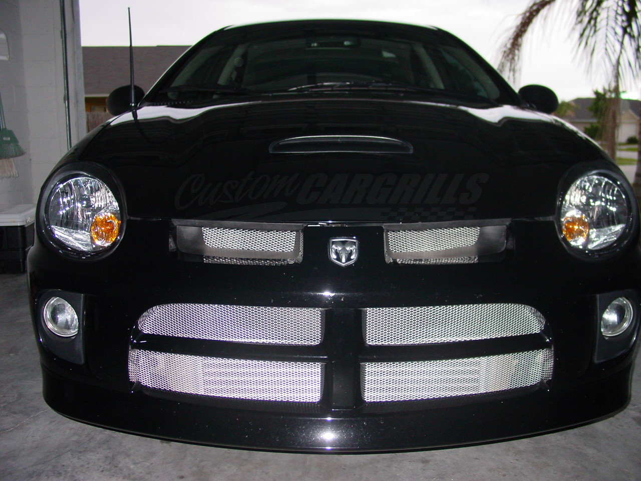 Small Car Grills : Small diamond aluminum grill mesh sheets by customcargrills