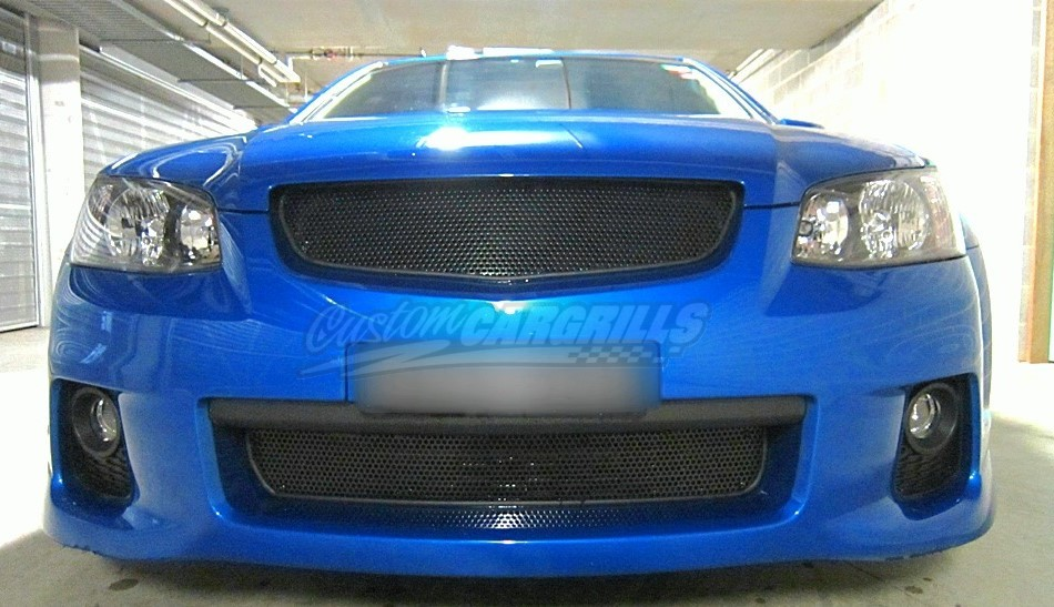 Small Car Grills : Perforated grill mesh sheets by customcargrills