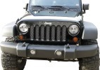 Custom Jeep Grilles