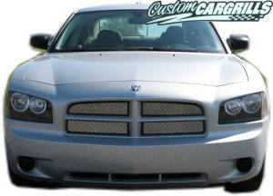 05-10 Dodge Charger Mesh Grill Insert Kit