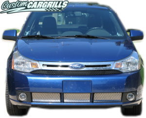 08-11 Ford Focus 4 Door Mesh Grill Kit