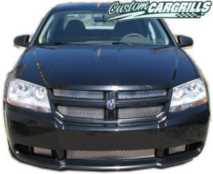 2007-10 Dodge Avenger Mesh Grill Kit