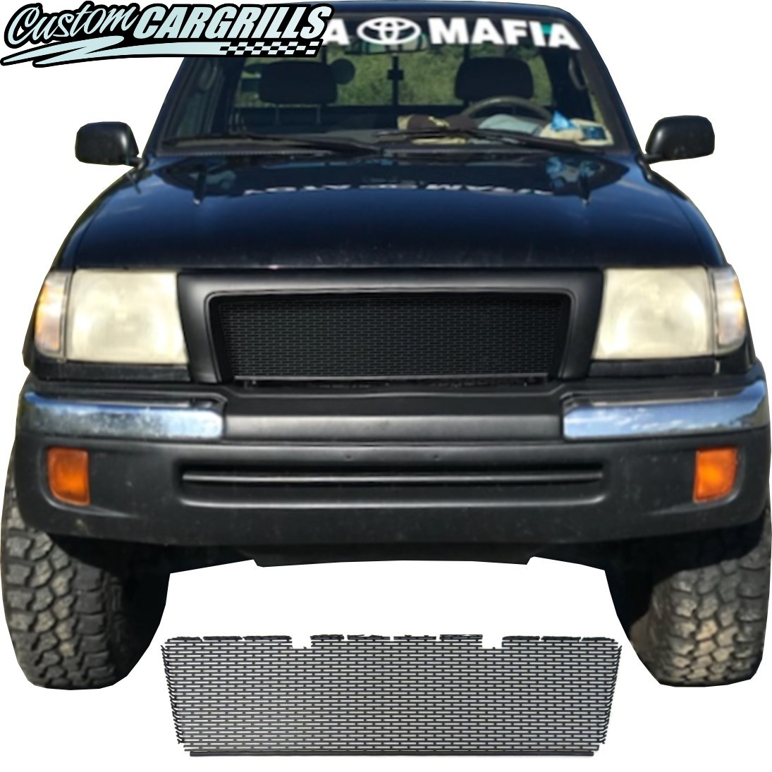 1998-2000 Toyota Tacoma Grill Mesh