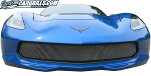 2014-16 Chevy Corvette Front Center Mesh Grill