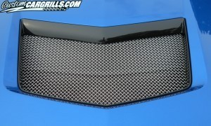 2014-16 Chevy Corvette Hood Mesh Grill Set