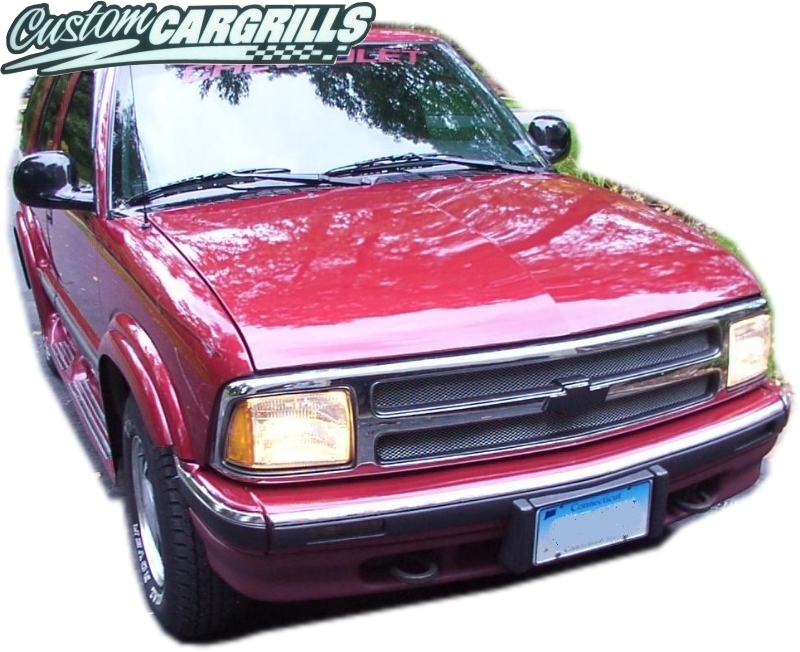Custom Grill Mesh Kits for Older Vehicles by customcargrills com