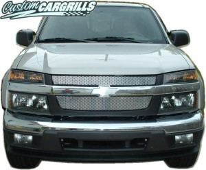 04-12 Chevrolet Colorado Mesh Grill Kit