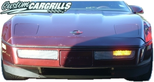 1984-90 Chevy Corvette Mesh Grill Kit
