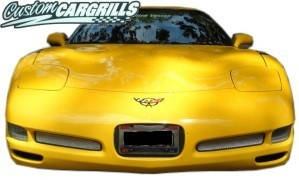 1997-04 Chevy Corvette Mesh Insert Kit