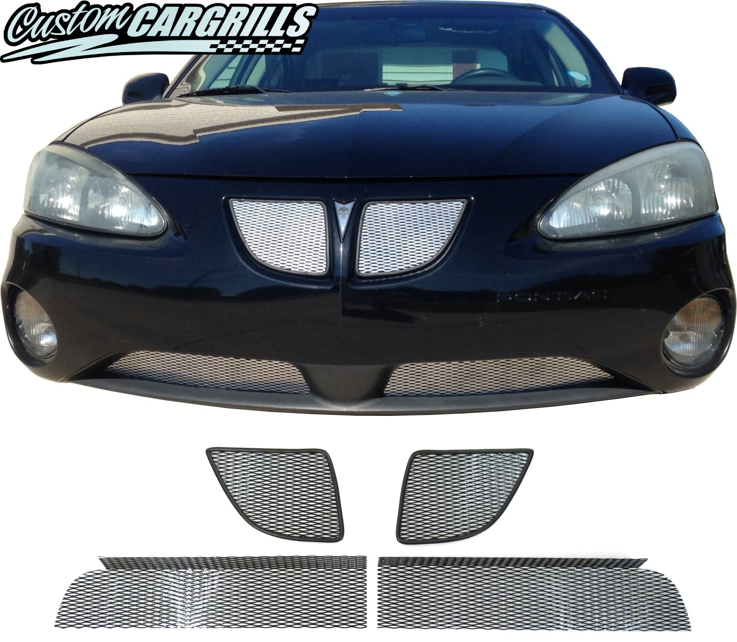 2004-08 Pontiac Grand Prix Mesh Grill Kit