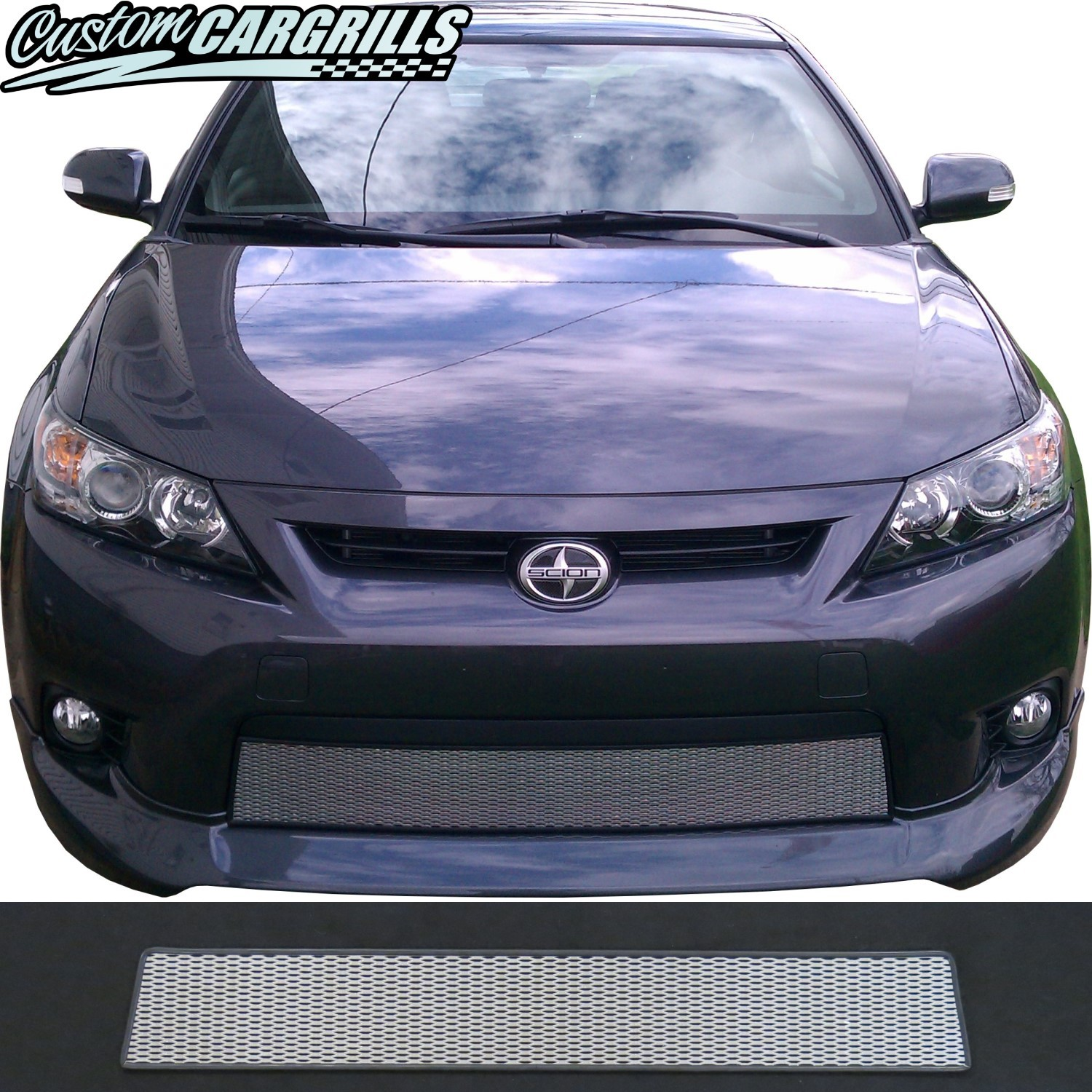 2011-13 Scion TC Mesh Grill Kit