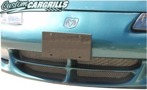95-00 Dodge Avenger Mesh Grill Kit