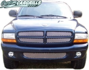 1997-03 Dodge Dakota / Durango Mesh Grill Kit