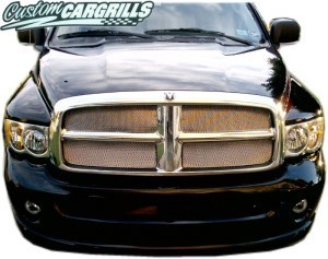 2002-05 Dodge Ram Mesh Grill Kit