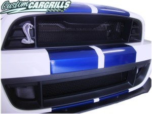 Mesh Grill Kit for 13-14 Ford Mustang GT500