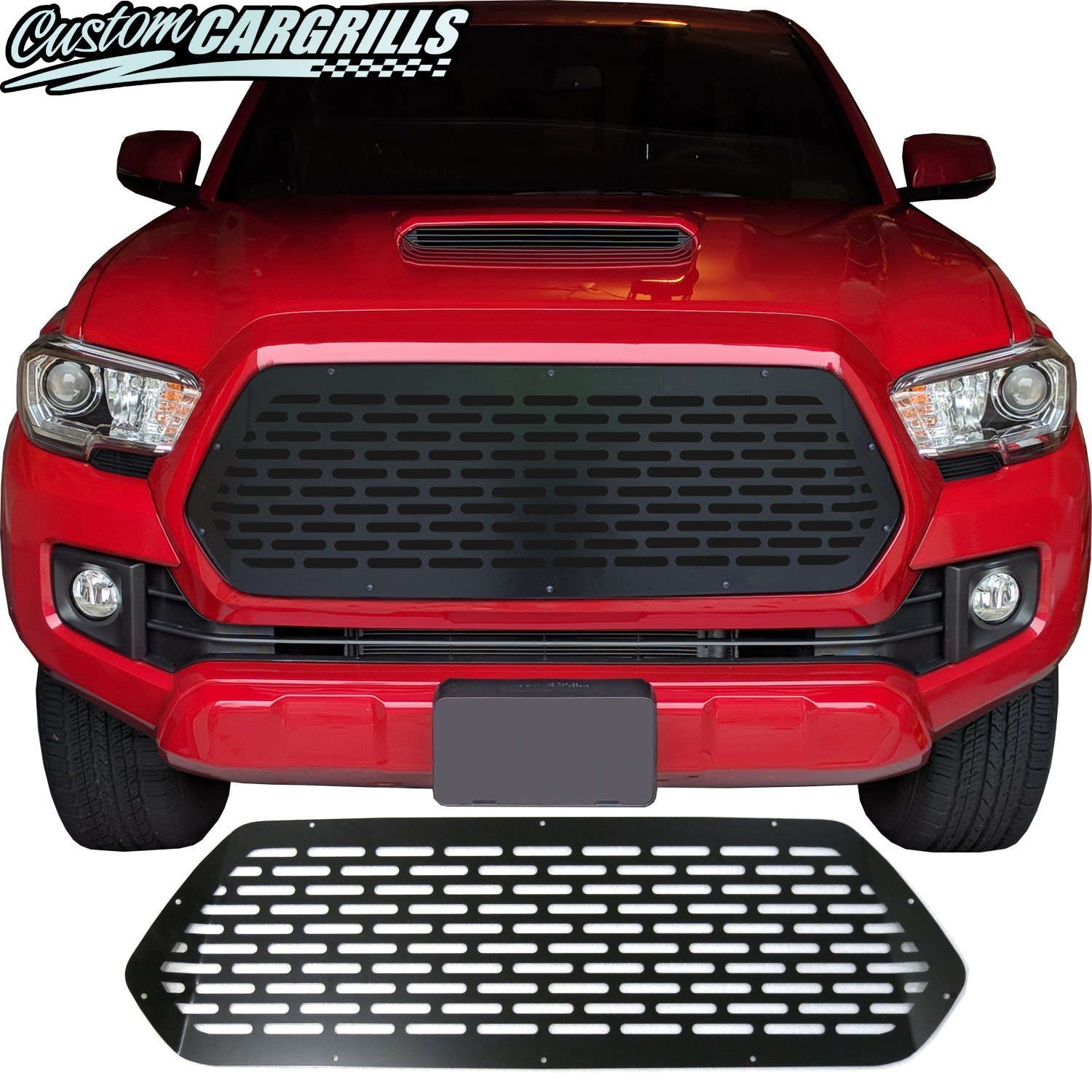 2016 - 2017 Toyota Tacoma Heavy Duty Grille