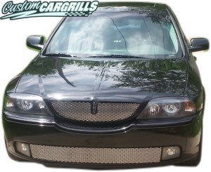 2003-06 Lincoln LS Mesh Grill Kit