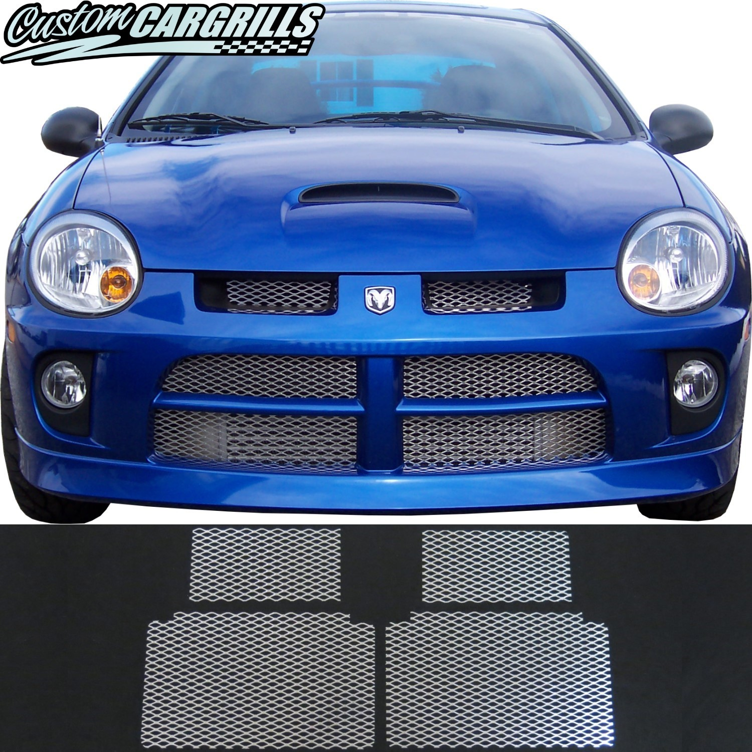 2003 - 2005 Dodge Neon SRT-4 Grill Kit