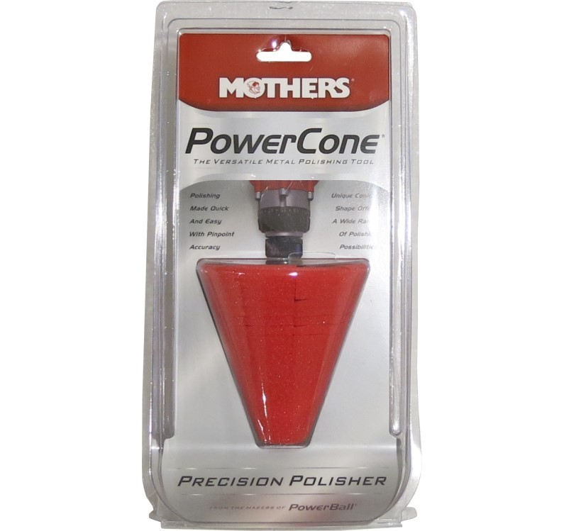 Mother's Polishing Cone
