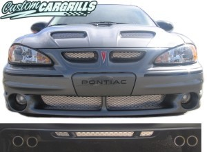 99-05 Pontiac Grand Am GT Mesh Grill Kit