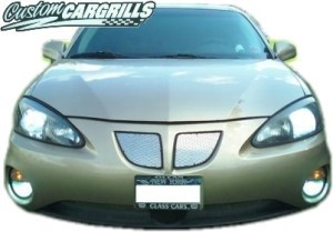 04-08 Pontiac Grand Prix Mesh Grill Kit