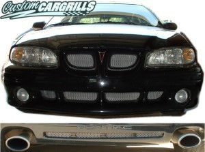 96-98 Pontiac Grand Am GT Mesh Grill Kit