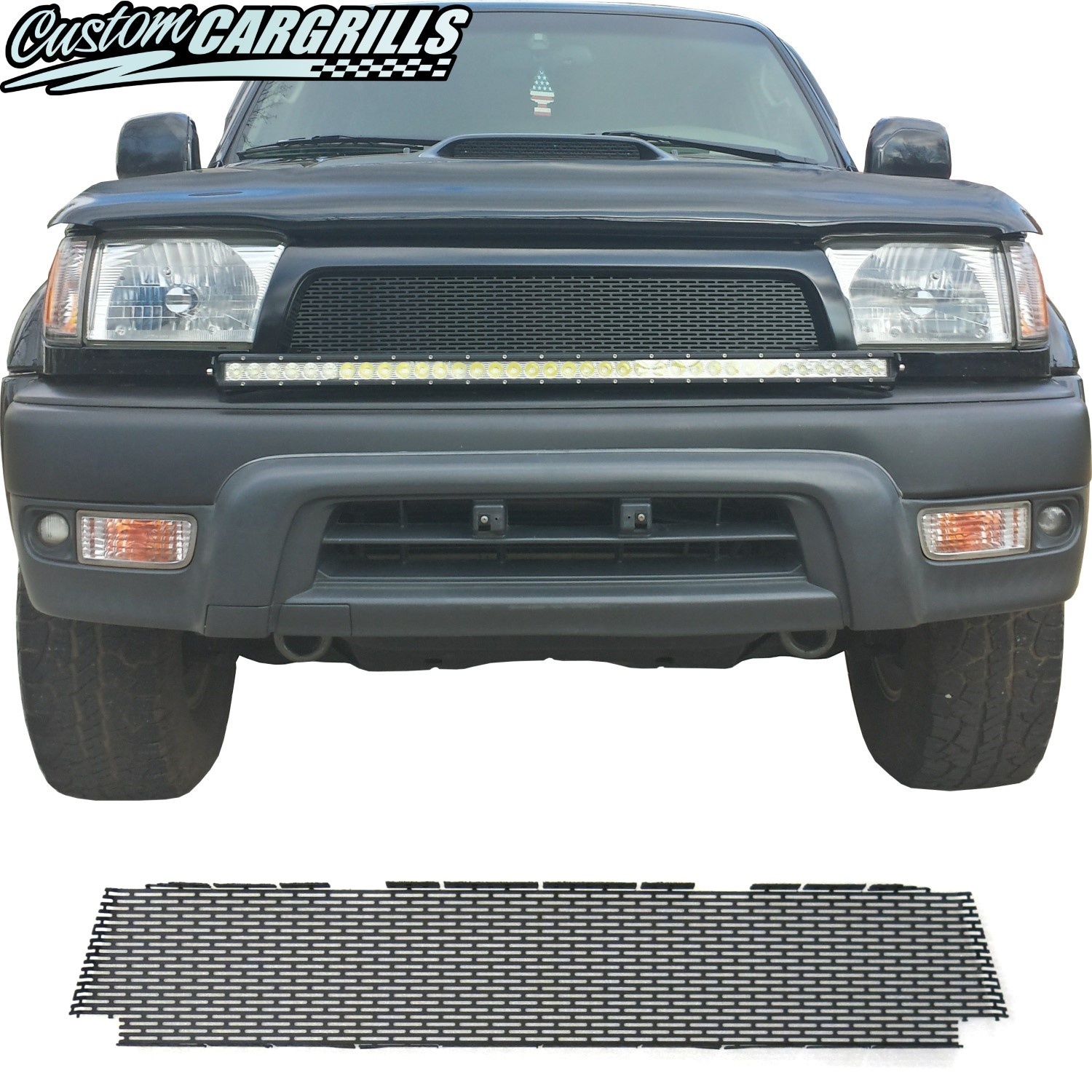 1996-98 (and 99-02*) Toyota 4Runner Grill Mesh