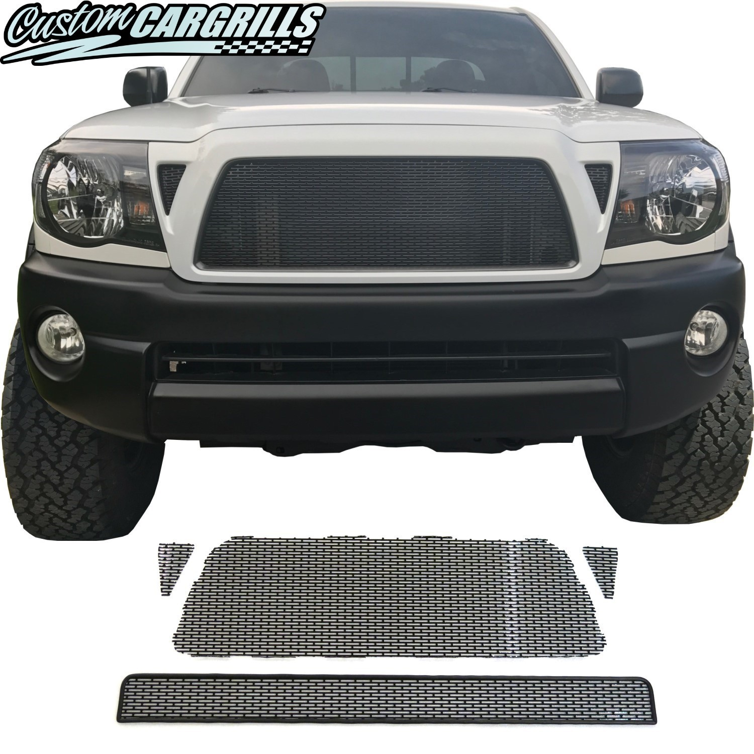 2005 - 2011 Toyota Tacoma Mesh Grill Insert