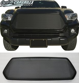 Mesh and Bezel Grill For 2016 - 2017 Toyota Tacoma