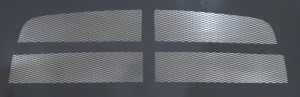 2009-12 Dodge Ram Mesh Grill Kit