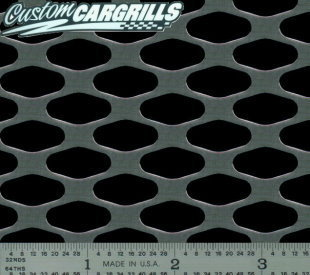 Perforated GT Aluminum Grill Mesh Sheets