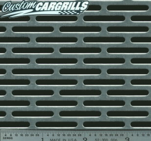 Perforated SS Aluminum Grill Mesh Sheets