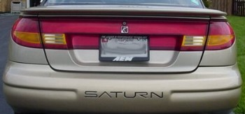 2nd Gen+ S-Series Bumper Decal