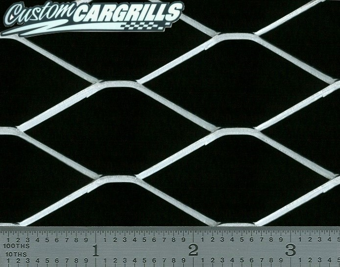 24in. x 36in. JUMBO Diamond XXL Aluminum Grill Mesh Sheet