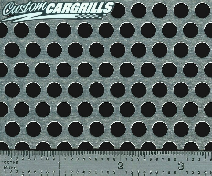 Customcargrills Com Perforated Grill Mesh Sheets